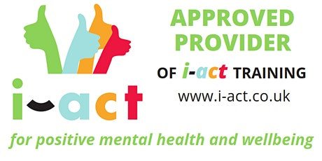 Delivering Nationally Accredited i-act Mental Health Training to our Managers